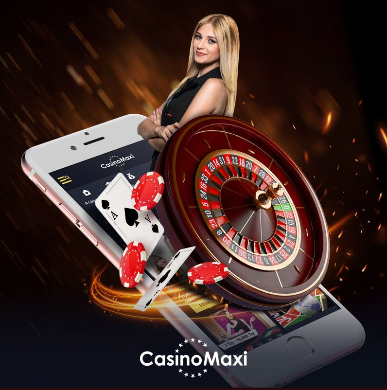 CasinoMaxi Online Casino