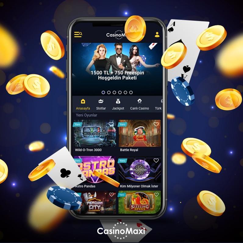 Casino Maxi Oyunlar